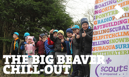 Big beaver chill-out photos