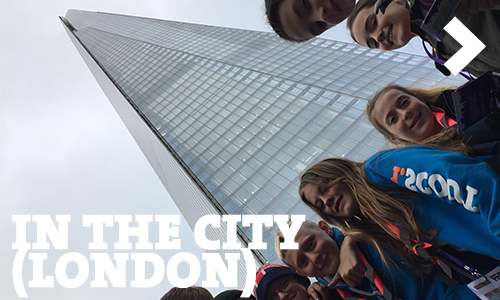 In the City (London)
